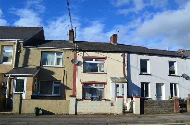 2 Bedrooms Terraced House for sale in Beaufort Hill, Beaufort, Ebbw Vale, Blaenau Gwent