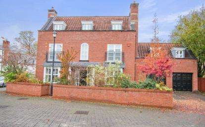 5 Bedrooms Detached House for sale in Royal Victoria Park, Bristol