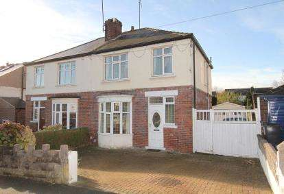 3 Bedrooms Semi Detached House for sale in Pingle Road, Sheffield
