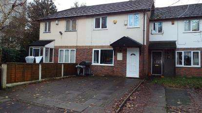 3 Bedrooms Terraced House for sale in Lamorna Close, Salford, Greater Manchester