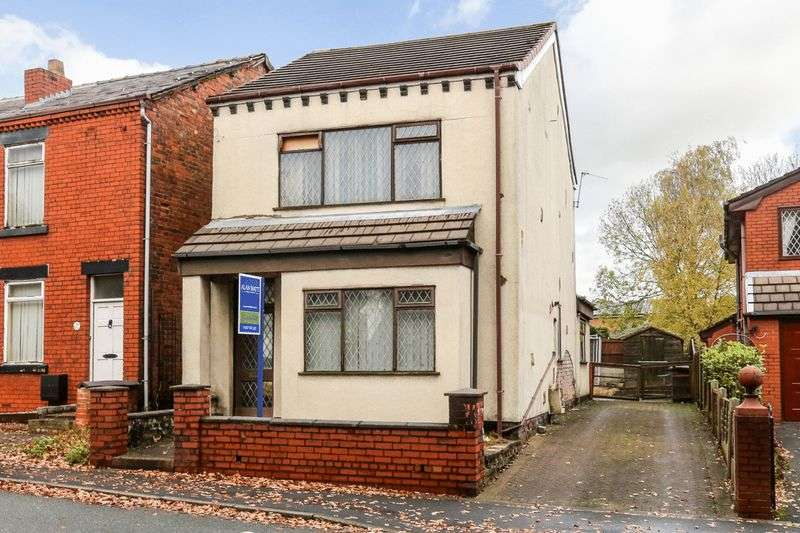 2 Bedrooms Detached House for sale in Wigan Road, Shevington