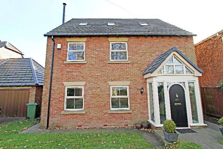 4 Bedrooms Detached House for sale in Melton Road, South Yorkshire, DN5 7NS