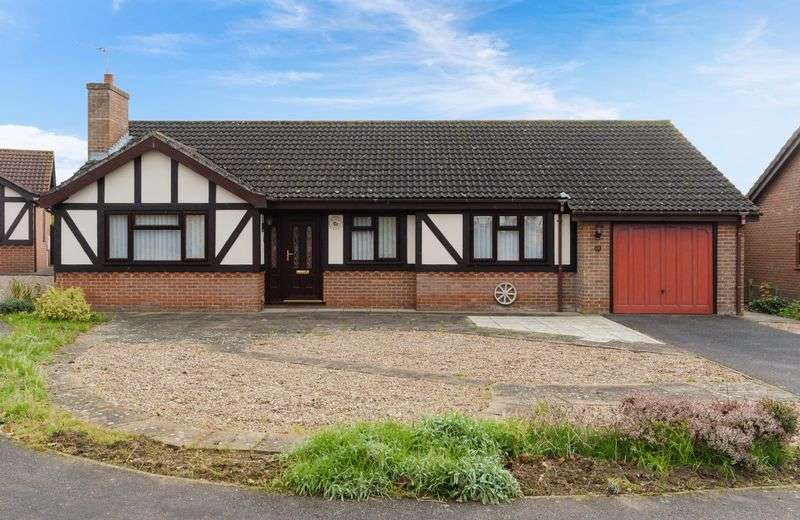 3 Bedrooms Detached Bungalow for sale in Tudor Park, Horncastle
