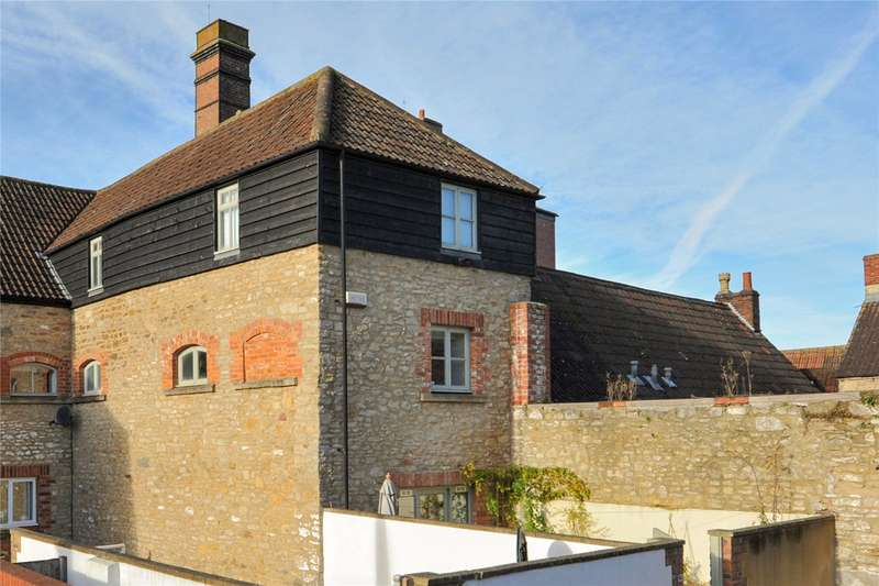 3 Bedrooms Semi Detached House for sale in The Old Brewery, Rode, Near Frome, Somerset, BA11