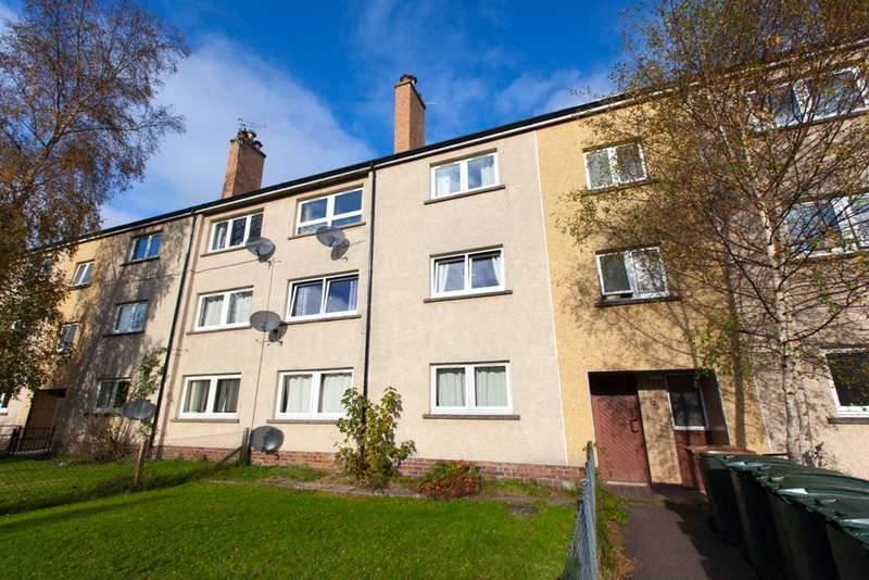 2 Bedrooms Flat for sale in Balgowan Road, Perth, Perthshire, PH1