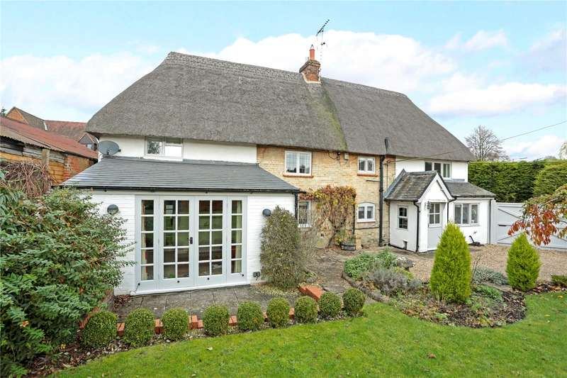 4 Bedrooms Detached House for sale in Church Street, Collingbourne Ducis, Marlborough, Wiltshire, SN8
