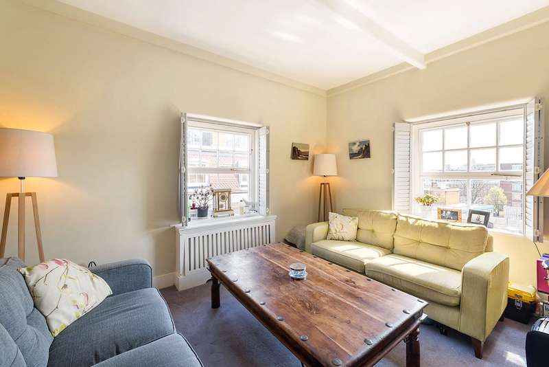 3 Bedrooms Flat for sale in Marlborough, Walton Street, London, SW3