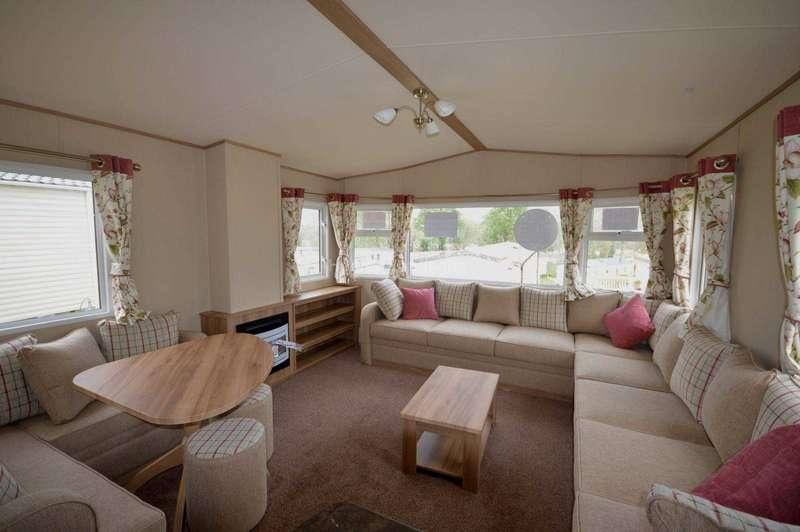 3 Bedrooms Caravan Mobile Home for sale in Golden Sands Holiday Park, Week Lane, Dawlish