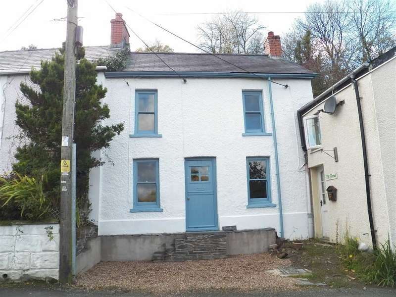2 Bedrooms Property for sale in Porth Street, ABERCYCH