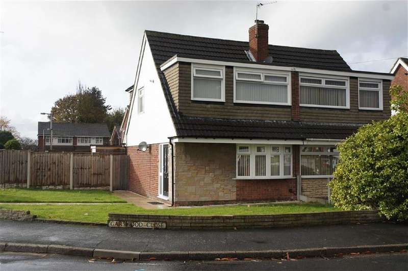 3 Bedrooms Property for sale in Garswood Close, Maghull