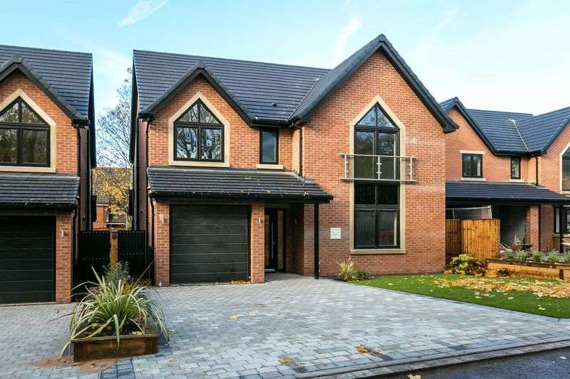 4 Bedrooms Detached House for sale in Plot 3, Meldon Gardens, Hindley Green, WN2 3XD