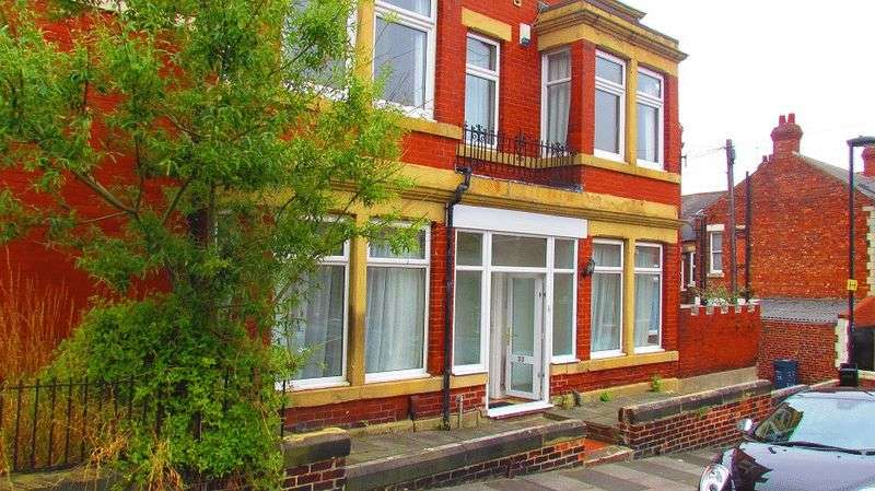 5 Bedrooms Semi Detached House for rent in Northumberland Gardens, Newcastle Upon Tyne