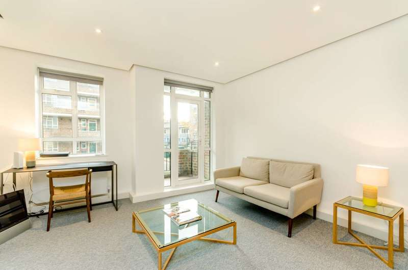 2 Bedrooms Flat for sale in Kingswood Estate, Dulwich, SE21