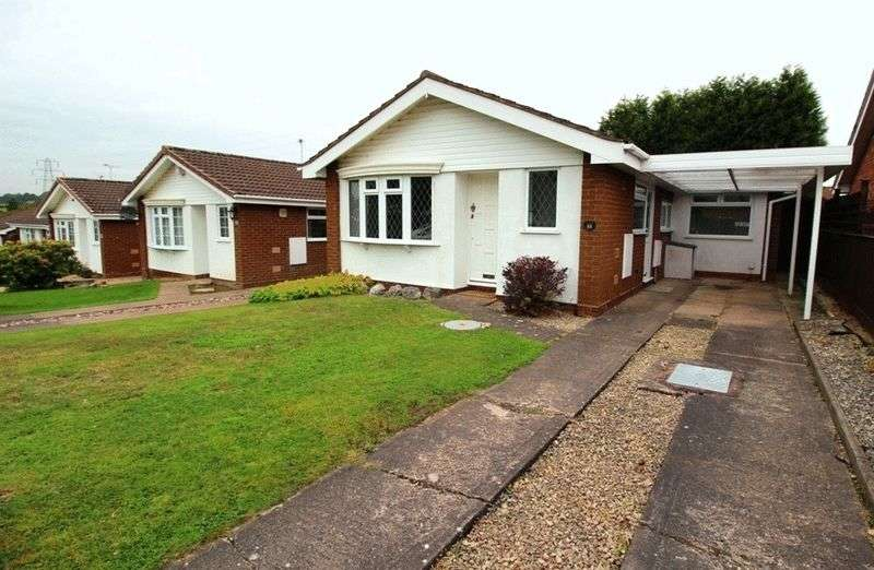 3 Bedrooms Detached Bungalow for sale in Alderdale Avenue, Northway, SEDGLEY