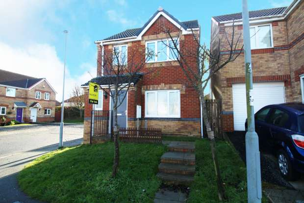 3 Bedrooms Detached House for sale in Wellfield Court, Seaham, Durham, SR7 9ND