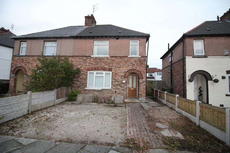 3 Bedrooms Semi Detached House for sale in Fernhill Road, Bootle