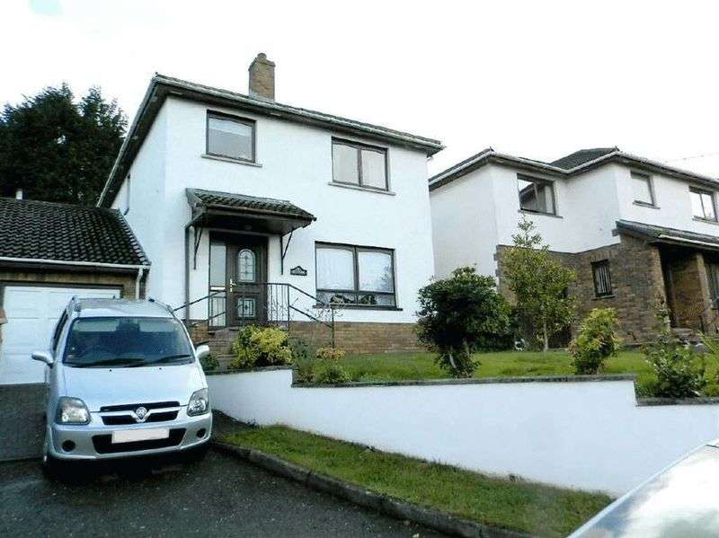 3 Bedrooms Semi Detached House for sale in St. Dogmaels Road, Cardigan