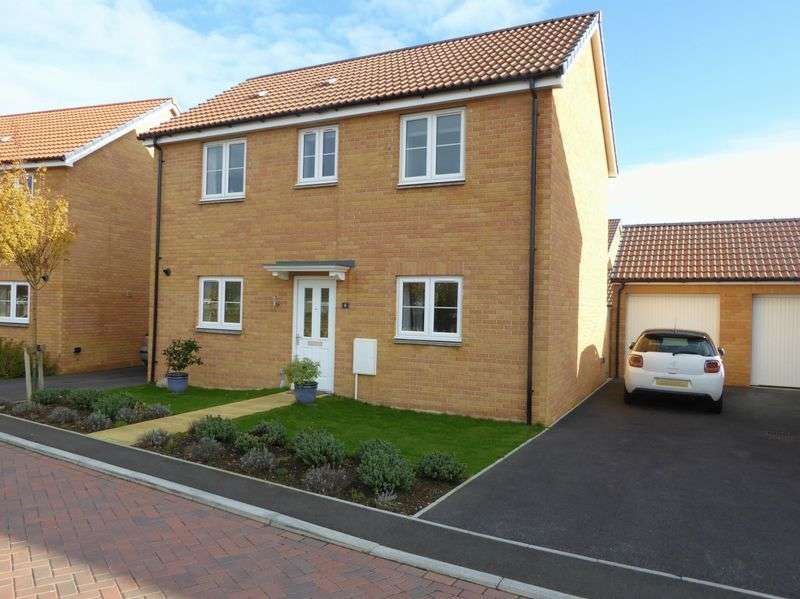 3 Bedrooms Detached House for sale in Quarry Piece Drive, South Petherton