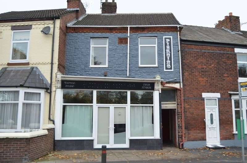 4 Bedrooms Terraced House for sale in Greenway Road, Runcorn