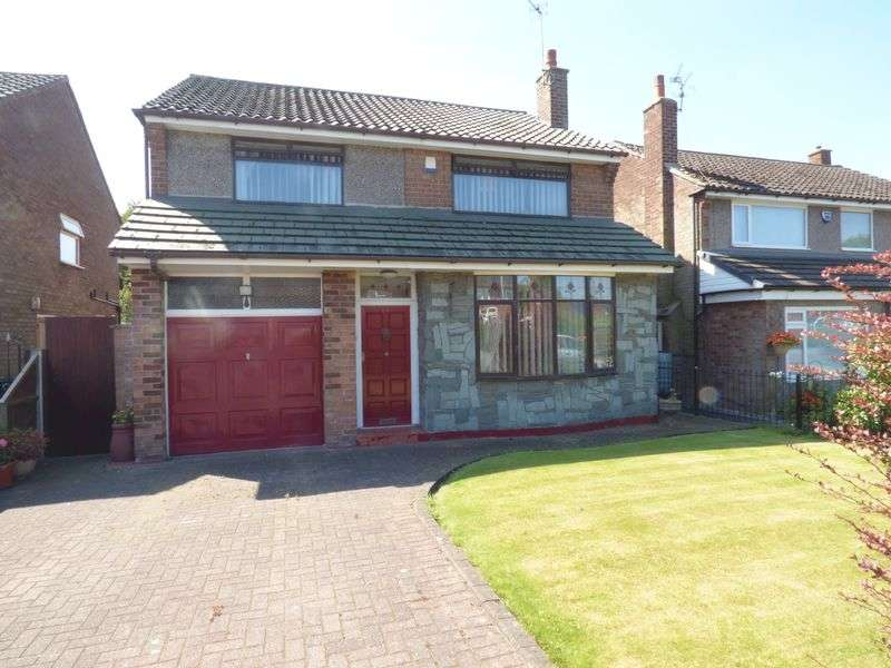 3 Bedrooms Detached House for sale in Park Road, Great Sankey, Warrington
