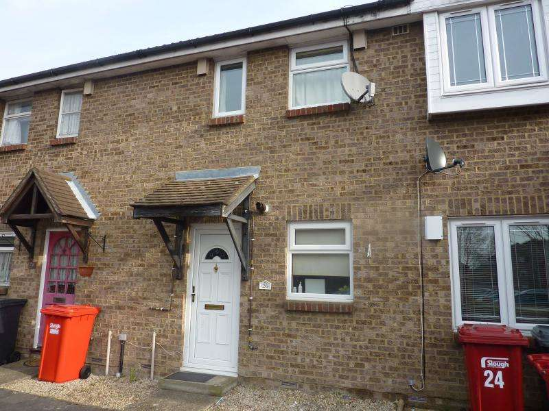 2 Bedrooms Terraced House for sale in Boulters Close