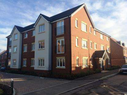 2 Bedrooms Flat for sale in Madeira Meadows, Newton Leys, Bletchley, Milton Keynes
