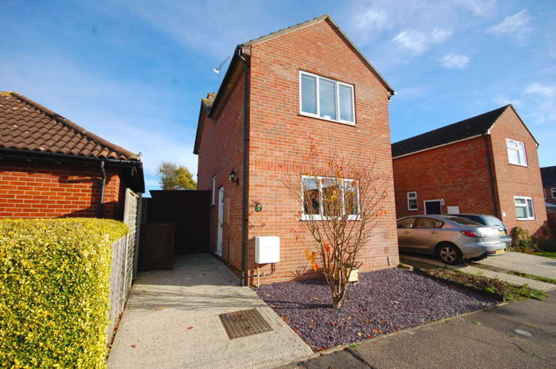 2 Bedrooms End Of Terrace House for sale in Woodfield Way, Hatfield Peverel, Chelmsford, CM3