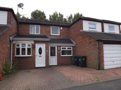 3 Bedrooms Terraced House for sale in Waverdale Way, South Shields, Tyne and Wear, NE33