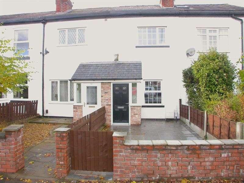 2 Bedrooms Terraced House for sale in CHEADLE HULME (LADYBRIDGE ROAD)