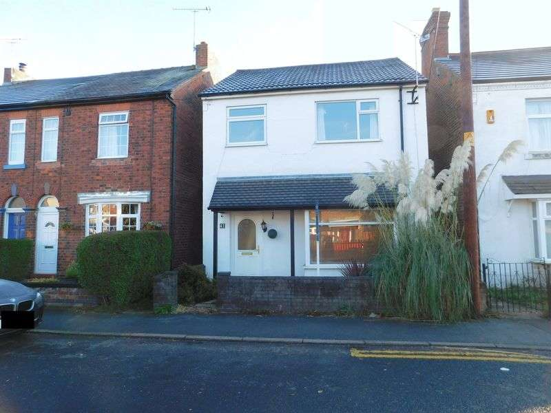 3 Bedrooms Detached House for sale in Audley Road, Stoke-On-Trent