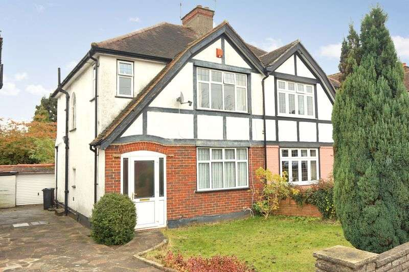 3 Bedrooms Semi Detached House for sale in Banstead