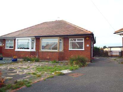 2 Bedrooms Bungalow for sale in Annan Crescent, Blackpool, Lancashire, FY4