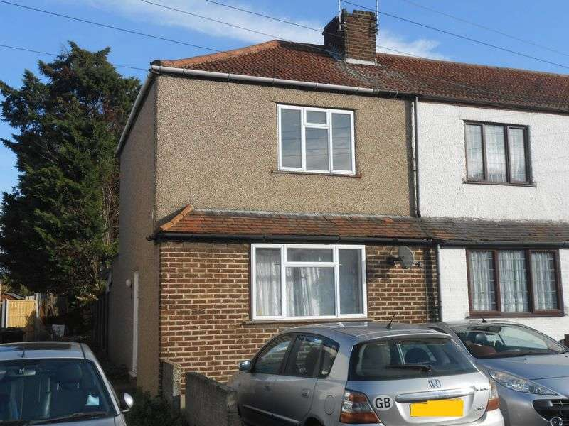 2 Bedrooms Terraced House for sale in Mildred Close, Dartford