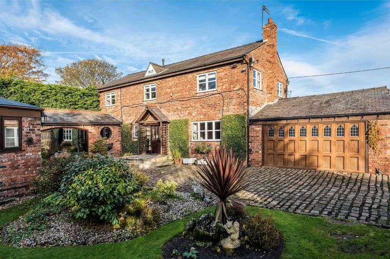 6 Bedrooms Detached House for sale in The Stables, Butchers Lane, Aughton