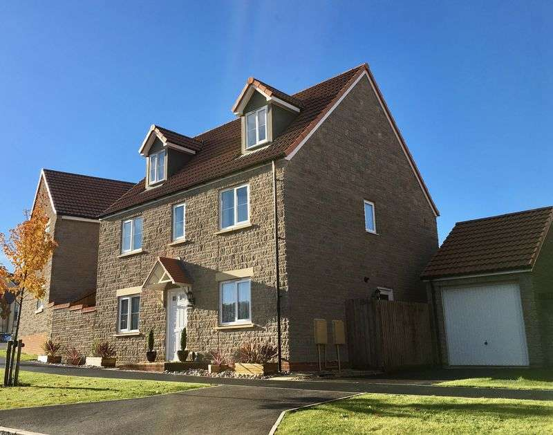 5 Bedrooms Detached House for sale in The Mead, Keynsham