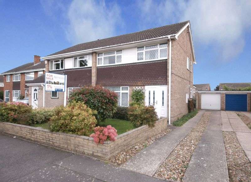 3 Bedrooms Semi Detached House for sale in Hadlow Road, Maidstone