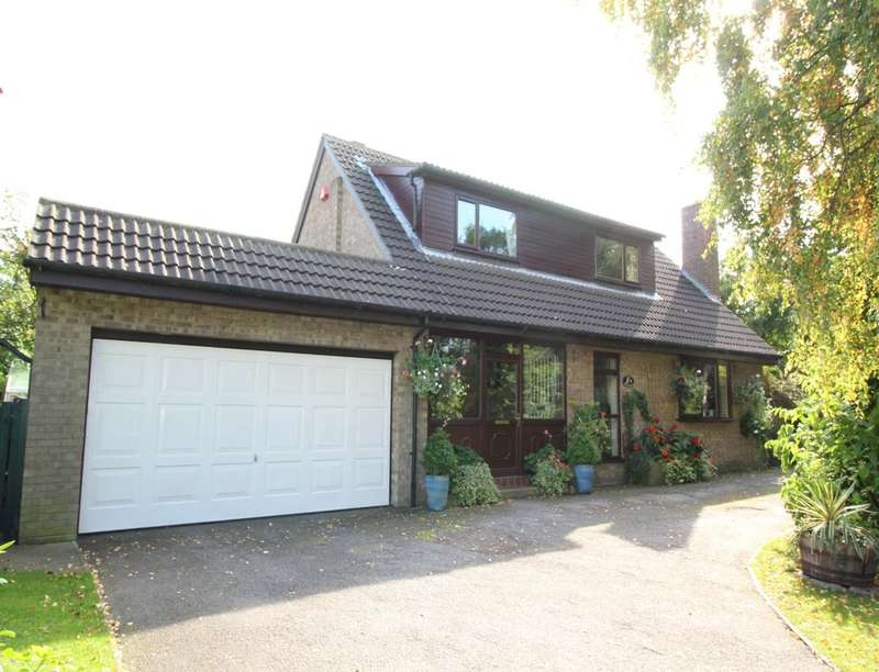 3 Bedrooms Detached House for sale in Kingsway, Nettleham, Lincoln, LN2