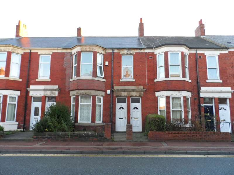 2 Bedrooms Apartment Flat for rent in Simonside Terrace, Newcastle Upon Tyne