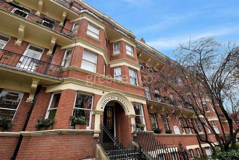 3 Bedrooms Flat for sale in Biddulph Mansions, Elgin Avenue, Maida Vale, London, W9