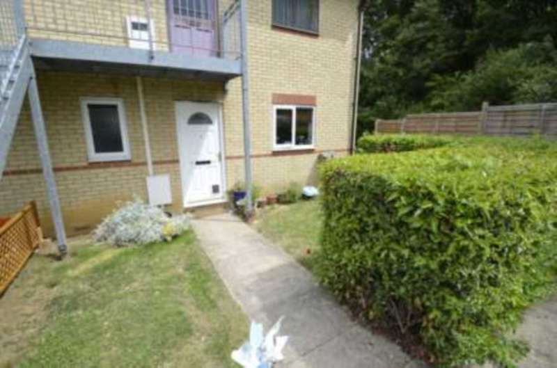 1 Bedroom Maisonette Flat for sale in Emerson Valley