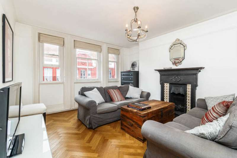 2 Bedrooms Flat for sale in Transept Street, Marylebone NW1