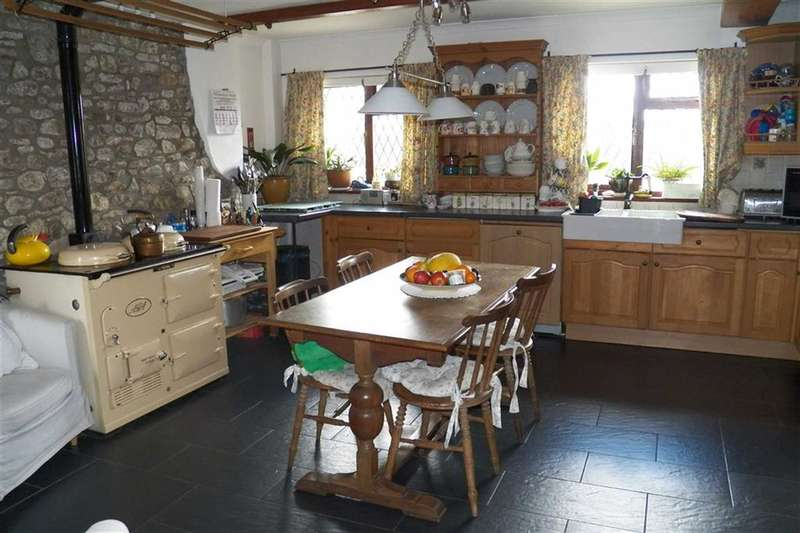 4 Bedrooms Property for sale in Dryslwyn