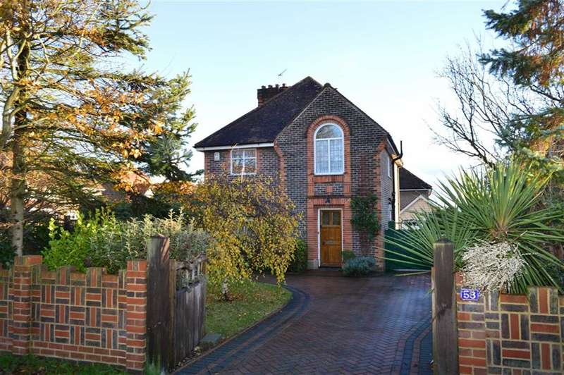 3 Bedrooms Property for sale in Belgrave Road, Seaford, East Sussex