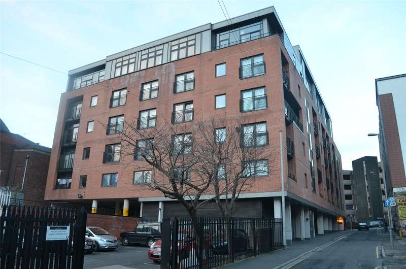2 Bedrooms Apartment Flat for sale in Central Gardens, Benson Street, Liverpool, Merseyside, L1