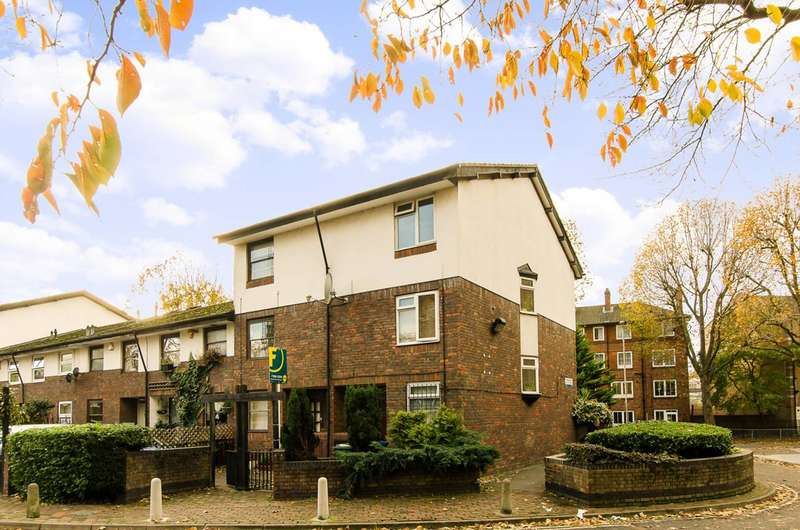 4 Bedrooms End Of Terrace House for sale in Frankland Close, Bermondsey, SE16