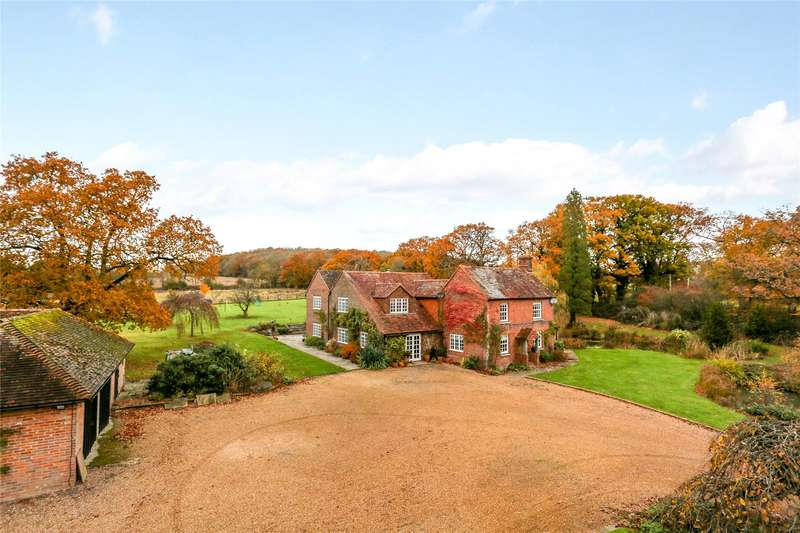 5 Bedrooms Detached House for sale in Wooddale Lane, Billingshurst, West Sussex, RH14