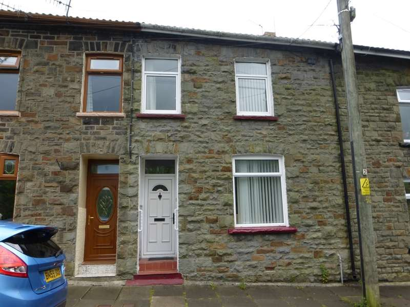 3 Bedrooms Terraced House for sale in Rheolau Terrace, Pontypridd