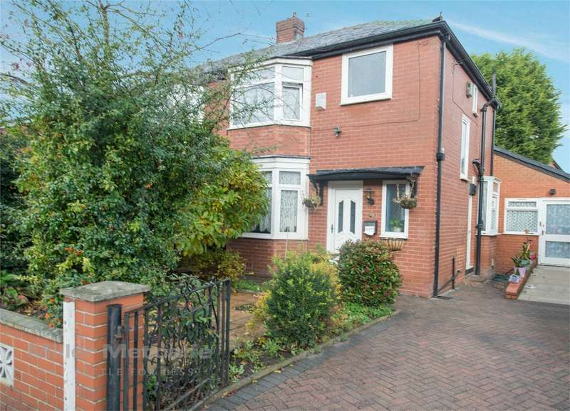 4 Bedrooms Semi Detached House for sale in Kildare Street, Farnworth, Bolton, Lancashire