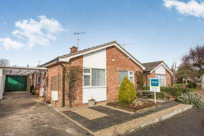 2 Bedrooms Bungalow for sale in Swaffham