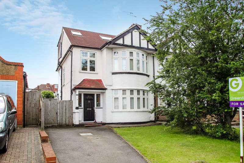 5 Bedrooms Semi Detached House for sale in Beresford Avenue, Surbiton